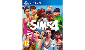 The Sims 4 PS4 Game £17.99 at Argos