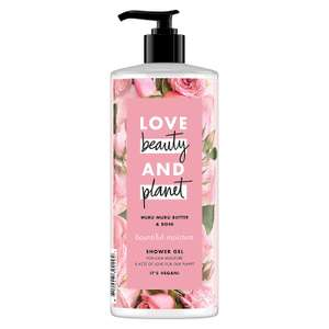 Love Beauty and Planet Bountiful Moisture Shower Gel, 6*500 ml. £8.19 at Amazon Pantry Prime Exclusive
