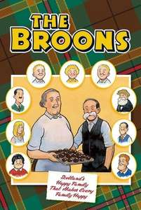 The Broons Annual 2020 £4 @ Morrisons (Keighley)