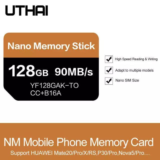 128 Gb Nano Memory Card for Huawei Phones Sale £23.55 @ Green Leaf Electronics Digital Store Aliexpress