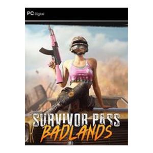 Playerunknows Battlegrounds / PUBG - Survivor Pass: Badlands £5.62 on PC / Steam Using code @ Voidu