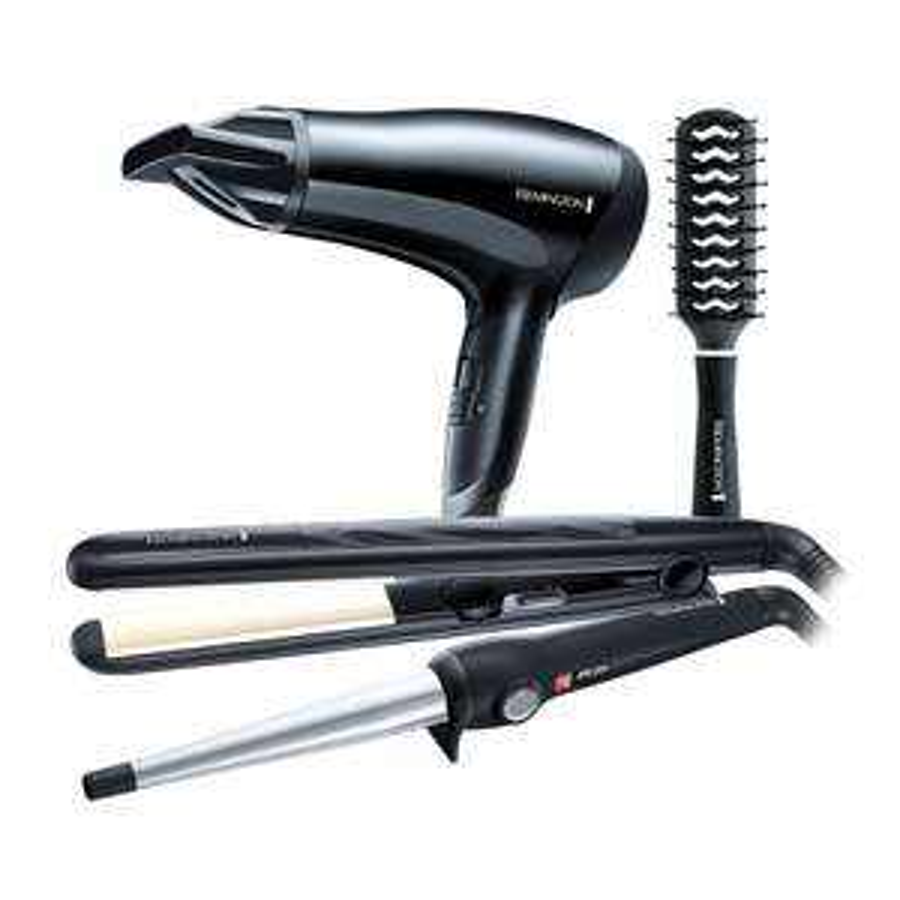 Remington - Triple Haircare Gift Set - £29.74 @ Robert Dyas (Free Click and Collect)