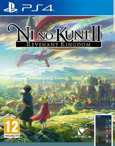 No No Kuni 2 PS4 £9.95 delivered @TheGameCollection Ebay