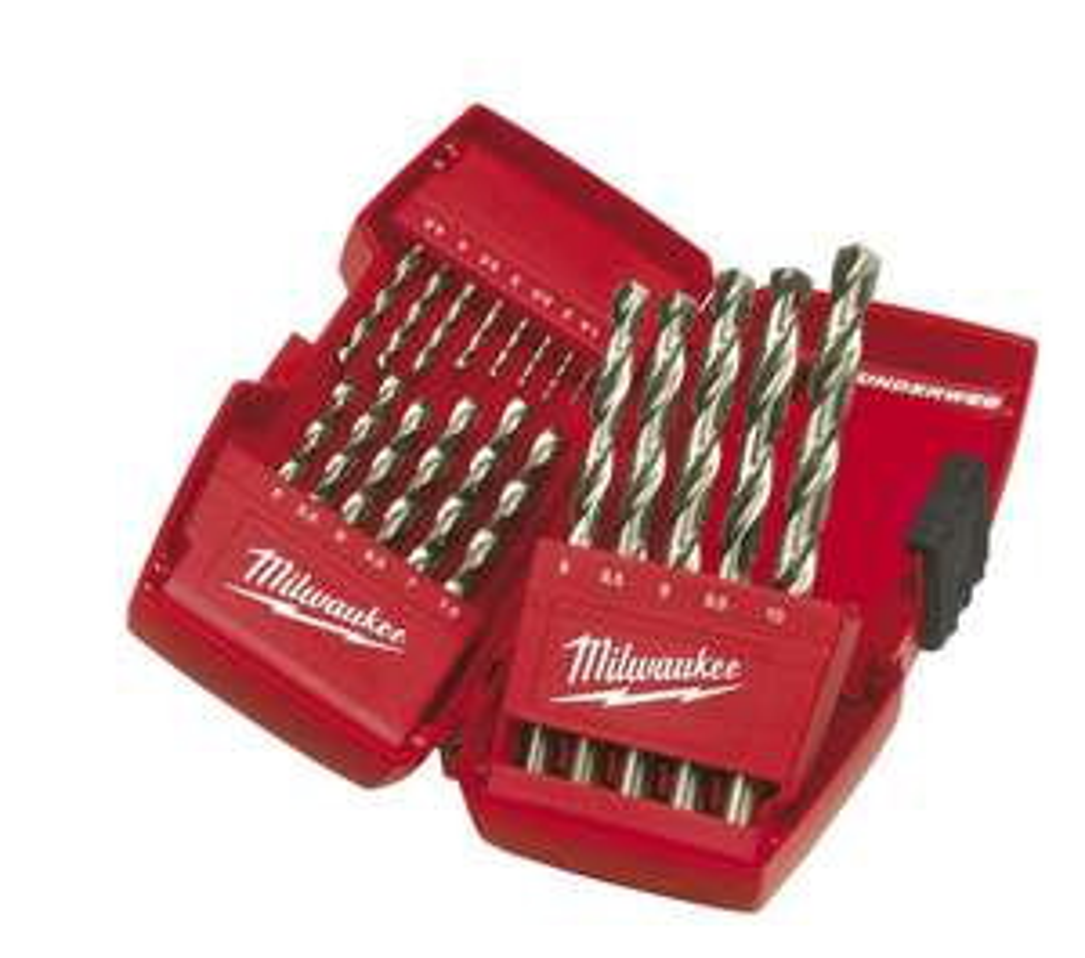 Milwaukee 4932352374 Drill Set £21.83 at Amazon