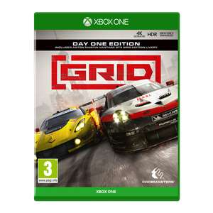 GRID Xbox/PS4 £32.99 @ 365games