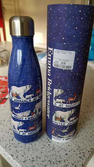 Winter themed Chilly's Bottles £9.99  @ TK Maxx (Bolton)