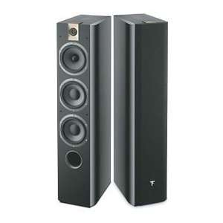 Focal Chorus 726 Black 3 Way Bass Reflex Floorstanding Speaker (Pair) £599.50 @ AVonline