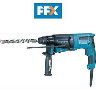 Makita HR2630 230v SDS Plus 26mm Rotary Hammer £86.67 at folkestonefixings eBay