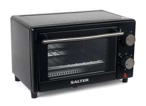 Salter EK2910ROFOB 9L Compact Toaster Oven - Black for £16.99 @ Robert Dyas (Free click+collect)
