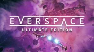 Everspace Ultimate Edition (PC/Mac/Linux Steam Key) £3.87 @ Fanatical