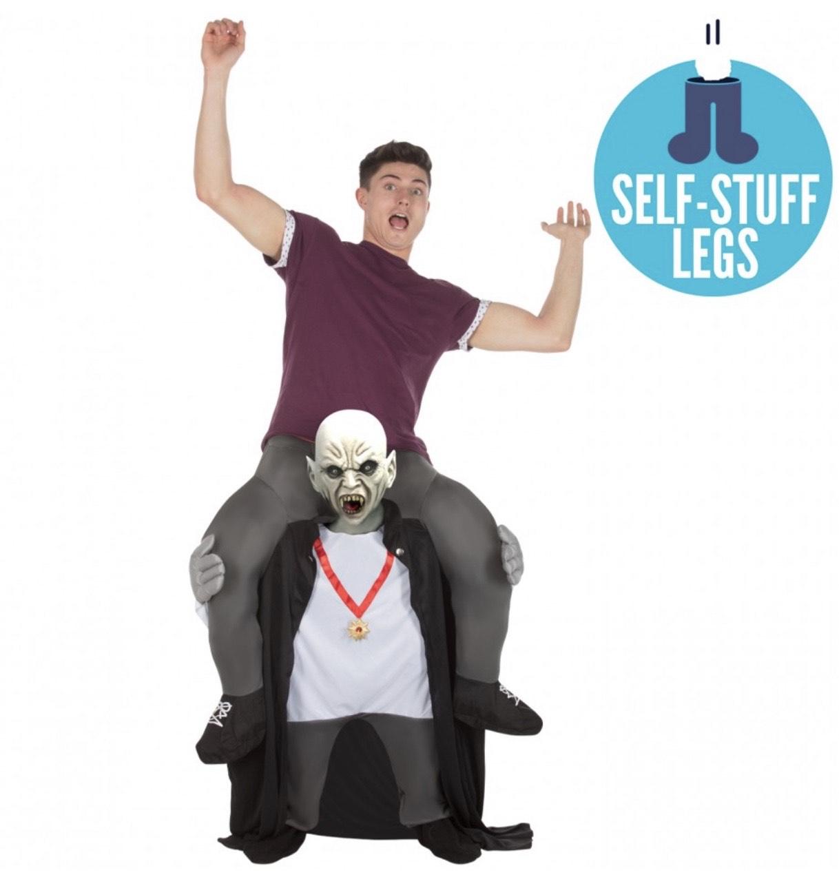 Vampire Piggyback Costume - £22.99 @ morphsuits.co.uk