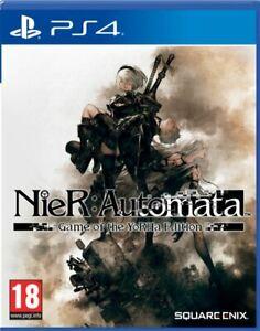 NieR: Automata Game of the YoRHa PS4 £15.99 @ Thegamecollectionoutlet  / Ebay