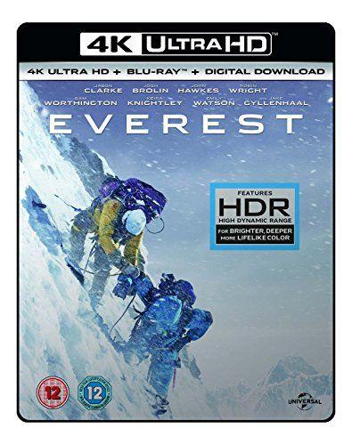 [4k UHD] Everest 4K UHD Blu-ray - £4.99 delivered @ 365games