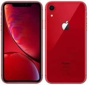 Grade B Apple IPhone XR Refurbished In Red, Blue And Black £428.79 @ Cheapest_Electrical Ebay With Code