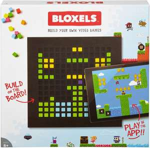 oM-attel FFB15 Bloxels Build Your Own Video Game £14.75 - Sold by Clearance Game Deals and Fulfilled by Amazon (+£4.49 Non-prime)