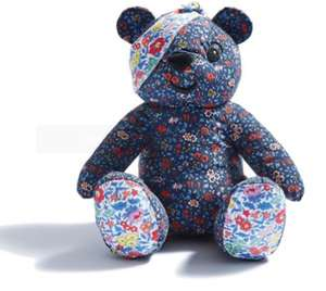 Liberty x Children In Need Pudsey Bear £10 @ Boots