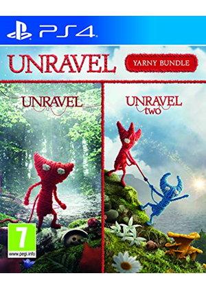 Unravel: Yarny Bundle - Unravel 1 & 2 (PS4) @Base.com