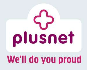 Plusnet 9GB 4G data £10 1 month contract via Uswitch
