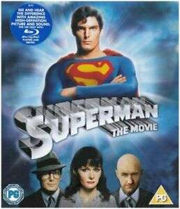 Superman Blu-ray (1978) Pre-owned - £2.88 delivered @ worldofbooks08 ebay