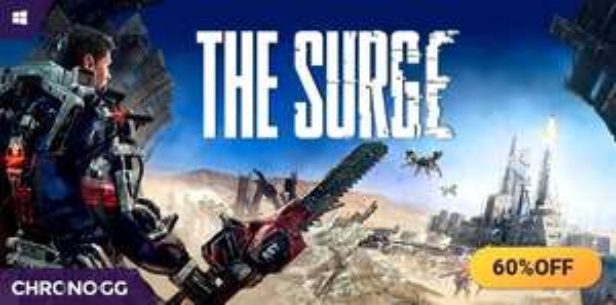 The Surge (Steam Key) - £6.20 @ Chrono
