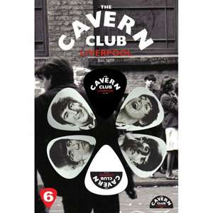 The Beatles - Cavern Club 6 x Guitar picks - £5.60 @ Bax Shop