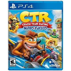 Crash™ Team Racing Nitro-Fueled (PS4) For £22.99 @ Amzon