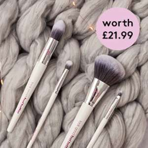 Brush Set for £12.95 @ BirchBox (Subscription / Cancel After Month 1)
