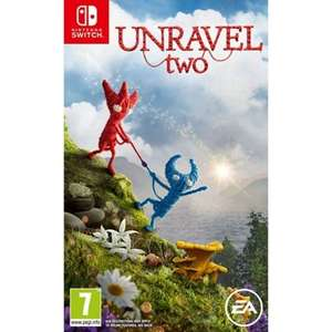 [Nintendo Switch] Unravel 2 - £13.95 delivered @ The Game Collection