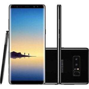 Opened – never used - Samsung Galaxy Note 8 Midnight Black 64GB Unlocked 4G Smartphone £339.99 @ eBay / londonmagicstore