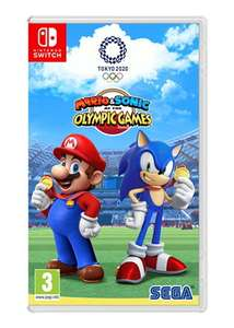 Mario & Sonic at the Tokyo 2020 Olympic Games (Nintendo Switch) £39.85 @ Base