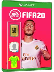 FIFA 20 - FUT Gold Packs DLC (Xbox One Download Code) 87p @ MMOGA