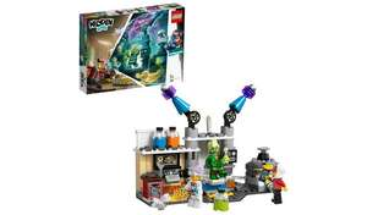 LEGO Hidden Side J.B's Ghost Lab £10.80 @ Argos (Free Collection)