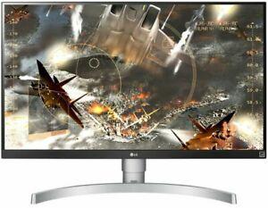 "LG 27"" Monitor - 27UL650 4K UHD IPS LED Monitor with VESA DisplayHDR 400 - £285.34 @ Ebuyer Ebay"