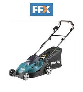 Makita DLM431Z 18V Twin Lawn Mower LXT Bare Unit - £78.79 (With Code) @ eBay / FFX