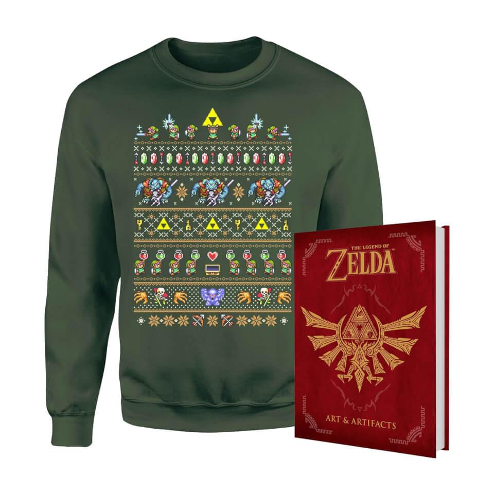 The Legend Of Zelda Christmas Bundle (adults & kids sizes available) £24.99 @ ZAVVI