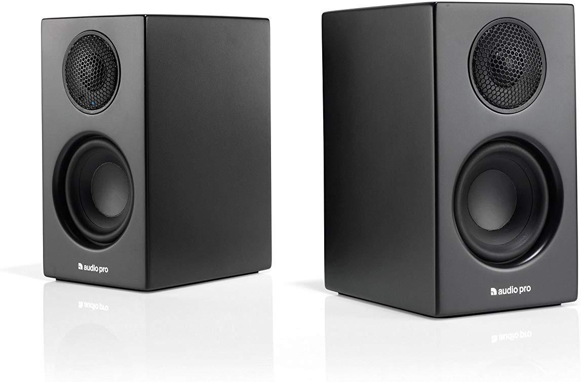 Audio Pro Addon T14 Active Speakers   Black - £206.97 @ Amazon