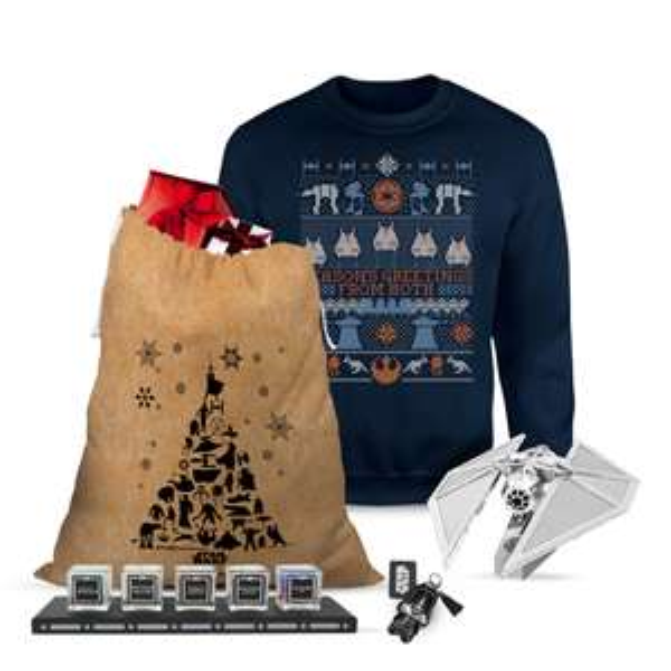 Star Wars Officially Licensed MEGA Christmas Gift Set £29.99 @ ZAVVI