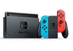 Nintendo Switch with Neon Blue and Neon Red Joy‑Con - £225.99 @ eGlobal Central
