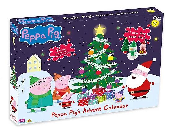 Peppa Pig Advent Calendar - £20 @ Asda