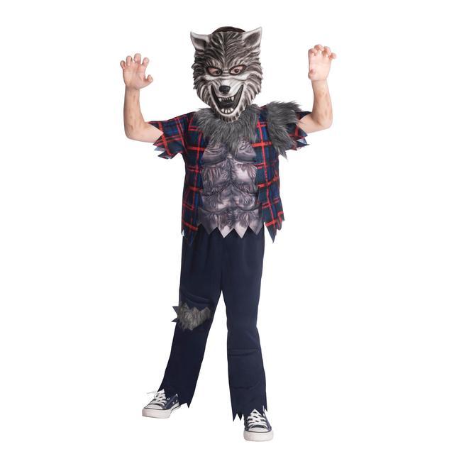 Boys werewolf costume £6 @ Morrisons