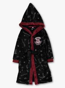 Harry Potter Black Dressing Gown - 3-4YRS (other sizes available) £9 @ Argos