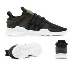 Mens Adidas EQT Support Advanced Black/Black/Whit £34.99 @ Footasylumoutlet  Ebay