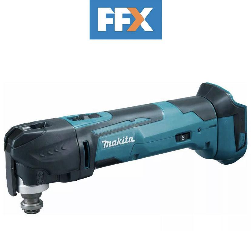 Makita DTM51Z 18v LXT Li-Ion Multi Tool Keyless Change Bare Unit - Body Only £94.35 @ FFX Ebay