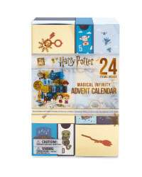 Harry Potter Magical Infinity rotating box advent calendar £49.99 at Aldi