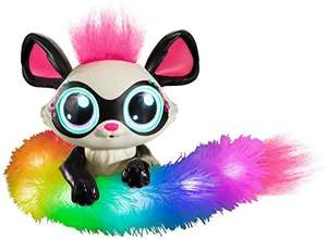 Lil' Gleemerz GCN64 Glowzer Furry Friend, Black, Interactive Talking Toy with Light Up Tail £14.99 + £4.49 delivery Non Prime @ Amazon