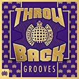 Ministry Of Sound - Throwback Grooves [3CD Compilation] + MP3 version - £2.99 @ Amazon Prime / Non-Prime (+ £2.99)