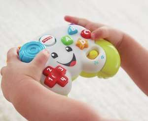 Fisher-Price Game and Learn Controller £7.98 with Prime/+ £4.99 without @ Amazon