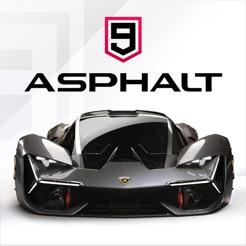 Car Racing Game - Asphalt 9 Legends (iOs) - Free @ App Store