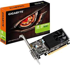Gigabyte GT 1030 LOW Profile GeForce Graphics Card 2048 MB - £67.97 @ Amazon (prime)