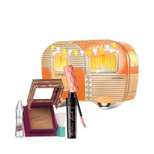 Benefit - Christmas Gift Set 'I'm Hotter Outdoors' Limited Edition 3-Piece Makeup Set Sale £22.52 @ Debenhams (Full Size Hoola Bronzer)